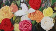 Exhibits and Art Shows of paintings by Sandra Iafrate
