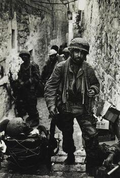 Israeli paratrooper Six Day War 1967