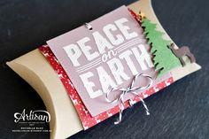 The Stamping Blok: Stamp Review Crew   Carols of Christmas Bonus Hop