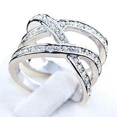 Fashion Roman Orbicular Ring  | jotobuy - Jewelry on ArtFire