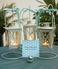 mini lanterns with hangers