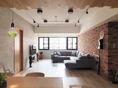 空間設計與裝潢 - 輕工業慵懶宅 - 居家討論區 - Mobile01