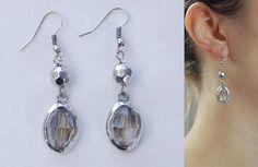 Boucles d'oreilles. www.milena-moda.com
