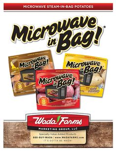 Wada Farms - Microwave in Bag®