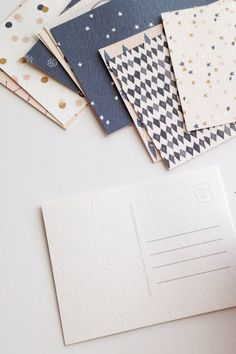Postcards this pretty deserve to be sent to someone you love