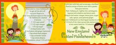 New England Pickled Fiddleheads by Rebecca Bowker-Czosnek for TDAC How To Remove, How To Get, Pickling, New England, Delish, Draw, Cook, Canning, Recipes
