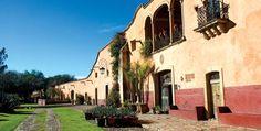 Hacienda Sepúlveda, hotel boutique con aire familiar   México Desconocido