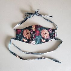 Protect yourself and others with a handmade patterened mask. You can get it on its own or paired with a matching scrunchie to add some fun! Scrunchies, Leather Purses, Organic Cotton, Pairs, Tote Bag, Detail, Face, Handmade, Accessories