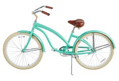 Ltd. Edition Bike, Caro | Meet Me in Malibu | Turquoise, mint, aqua...