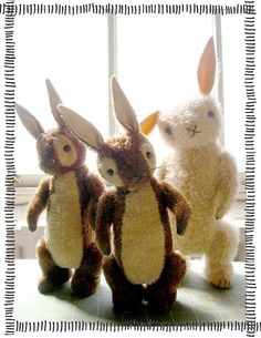 Jennifer Murphy Bunnies!  :) and other silly things