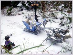 die Schneekönigin, aus dem wunderschönen Märchen von Hans Christian Andersen. Playmobil