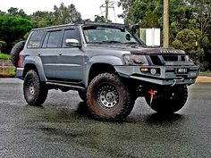 Nissan Patrol Y61, Patrol Gr, Rigs, Offroad, 4x4, Safari, Camping, Cars, Pickup Trucks