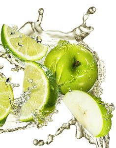 Fruit Likes Water on Photography Served