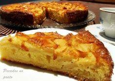 Receitas de pecados no prato: Bolo de maçã levemente húmido