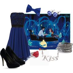 Kiss The Girl #Disney #Prom