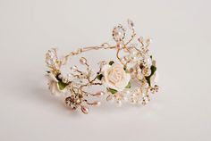 Bespoke Bridal Accessories & Hair Vines From Gillian Million - visit gillianmillion.com.