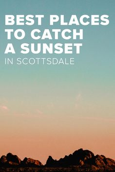 When you're in a setting as visually stunning Scottsdale, every moment seems like a photo opp. Grab your camera and head for one of these great sunset spots. Visit Arizona, Sedona Arizona, Scottsdale Arizona, Arizona Road Trip, Arizona Travel, Us Road Trip, Road Trip Hacks, How To Pose, United States Travel
