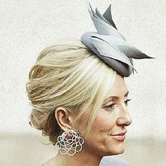Rumored to be by JAR - Marie Chantal of Greece's earrings