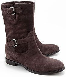 Love boots! Prada Shoes for Women