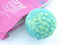 "The Happy Sloths: Lush ""Intergalactic"" & ""Guardian of the Forest"" Bath Bombs: Review"