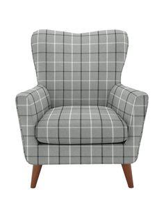 John Lewis & Partners Thomas Armchair at John Lewis & Partners Comfortable Living Room Chairs, Living Room Sofa, Lounge Ideas, John Lewis, Bathrooms, Armchair, Ss, Bedroom, Wood