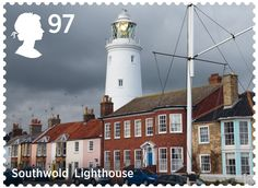 Seaside architecture - Southwold Lighthouse