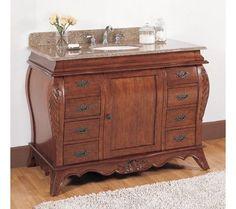 Bathroom Vanities And Sink Consoles - page 55