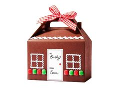 Box up gingerbread cutout cookies to give as a #holiday #gift #hgtvmagazine // http://www.hgtv.com/design/make-and-celebrate/holidays/gingerbread-cutouts-recipe-with-gift-wrapping?soc=pinterest