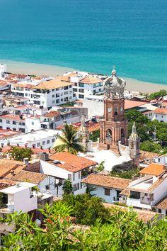 Puerto Vallarta in Mexico