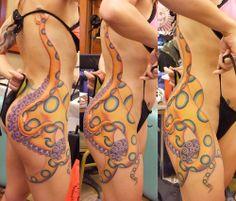 Octopus Tattoos - Inked Magazine