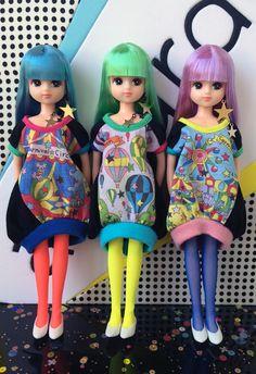 Gallary (ギャラリー) - allnurds オールナーズ - オリジナルの人形服 doll outfit doll clothes
