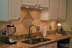 Backsplash Ideas For Kitchens With Granite Countertops