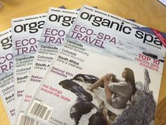 Just arrived!! ECO SPA & TRAVEL Issue HITS Newsstands March 10th! Subscribe and WIN a Viceroy Riviera Maya Getaway!! http://ospa.me/1BSHU8U