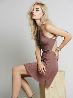 Tatiana Sexy Back Mini at Free People Clothing Boutique
