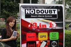 Alarm No Doubt Open Business Opportunity Become Agent - http://www.technologyka.com/automotive-technology/alarm-no-doubt-open-business-opportunity-become-agent.php/7774344 -      JAKARTA (DP) – To expand the market, No Doubt distributor, PT Rema Tip Top Indoinesia, continues to develop its sales network. No Doubt is a sophisticated alarm system for the car.    features a possessed alarm; GPS, Anti-hijacking (anti-piracy); SOS button; engine immobilizer; start...