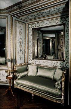 Palace of Saint-Cloud, France