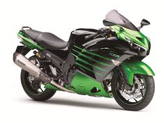I'm so tempted to get one of these! Kawasaki ZZR1400