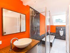 Dieses Bad ist 10 Jahre alt wird jeden Tag genutzt. Design ist wichtig!