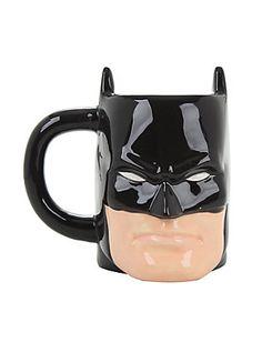 DC Comics Batman Figural Mug,