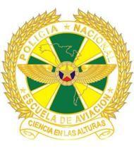 Escuela de Aviación Policial - Policía Nacional