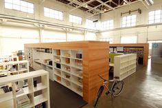 Multi use- coworking space, cubicles for organizers and storage