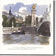 PO 42 - Pont Alexandre III