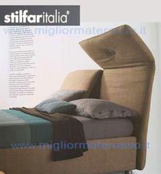 Letto con luce led light Stilfar Bed Design