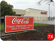 Coca-Cola Refreshments Fresno Distribution Center