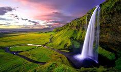 Seljalandsfoss   © Tpsdave / Pixabay
