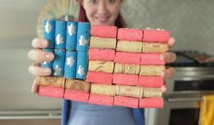 DIY Cork Craft: 4th