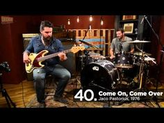 100 Great Bass Riffs Played in One Epic Take: Covers 60 Years of Rock, Jazz and R&B   Open Culture