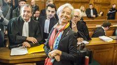 Veruntreuung von Staatgeldern: IWF-Chefin Lagarde beteuert Unschuld