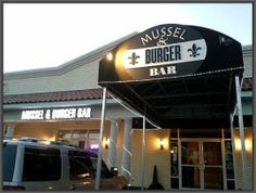Mussel and Burger Bar in Louisville Kentucky Here We Come...