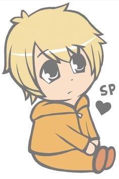 kenny south park anime | Kenny McCormick
